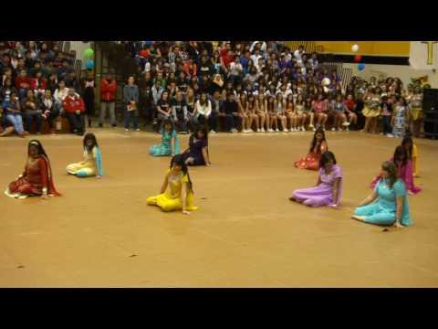 Rangila Desi Girls HD - Magnolia HS 2010 International Show