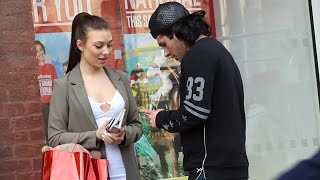 Getting 100 Girls' Phone Numbers In A Day (In London)