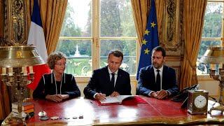 فرنسا: ماكرون يوقع إصلاح قانون العمل المثير للجدل