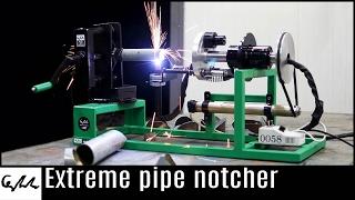 Make it Extreme's plasma cutter notcher