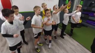 121 TITANS | Fitness for Kids in Sport | Get better at Sport