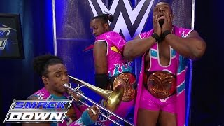 The New Day preview their victory pose: SmackDown, February 18, 2016