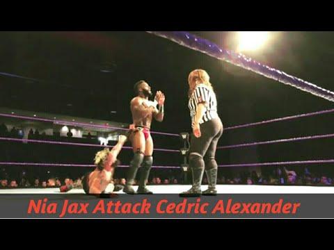 Xxx Mp4 Nia Jax Attack Cedric Alexander Enzo Vs Cedric 205 Tour WWE 205 Lowell 3gp Sex
