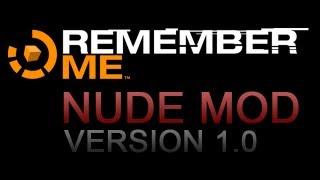 Remember Me - Nude Mod