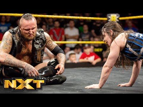 Xxx Mp4 Aleister Black Makes Shocking Return During Nikki Cross Vs Bianca Belair WWE NXT Oct 17 2018 3gp Sex
