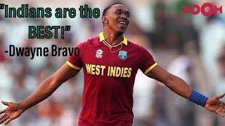I've got more love in India than in Trinidad - Cricketer Dwayne Bravo