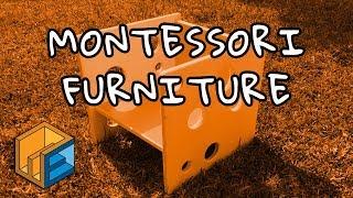 Custom Kids Furniture // X-Carve Contest