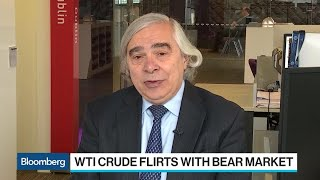 Former U.S. Energy Sec. Moniz on Oil Prices, Iran, Climate