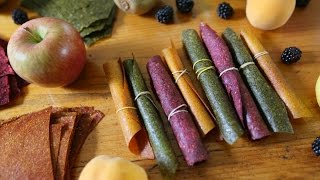 Great Fruit Leather Recipes - Waste less food