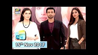 Good Morning Pakistan - Sami Khan & Sonya Hussain - 15th Nov 2017