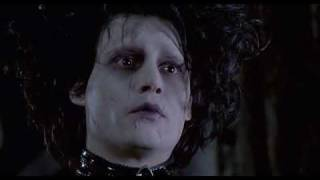 Edward Scissorhands Horror Recut Trailer