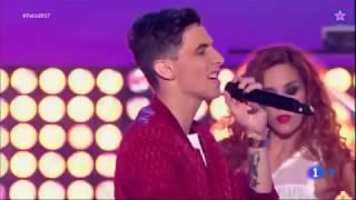 Danny Romero - No Creo En El Amor -  Feliz 2017 TVE (La1 HD)