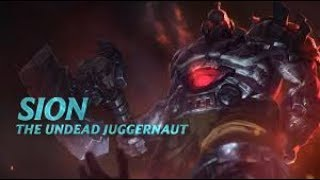 Level 1 Red Buff Cheese is Back. Sion Top vs Renekton