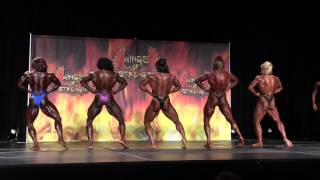 (1) Women's Bodybuilding Callouts- IFBB Wings Of Strength Texas Pro