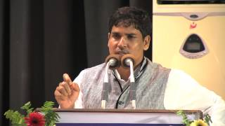Speech of IPR and Energy Minister  Arun Sahoo during Annual Odisha Living Legend Awards