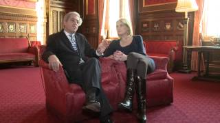 Interview with Sally and John Bercow about being parents of a boy with autism (October 2012)