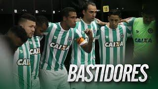 BASTIDORES - Goiás 4 x 0 Paraná - Brasileirão 2016