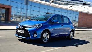 Toyota Yaris 2015, la prova di MotorBox