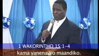 kujitetea mbele za mungu Pastor harrison Nganga