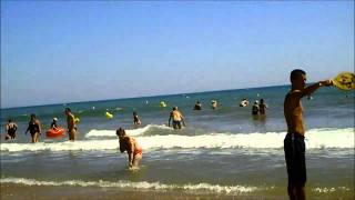 Serignan Plage - Mer, Vent et Vagues