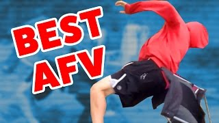 ☺ AFV (NEW!) Funniest Home Videos 2016 (Funny Fails, Bloopers & Reactions Montage Compilation)