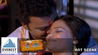 Do Not Disturb - Hot scene | Chal Dhar Pakkad -Marathi Movie | Nirmiti Sawant