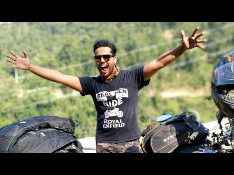 Xxx Mp4 Nepal BIKE Ride Day 3 CROSSED The INDO NEPAL Border Sunauli Border To Pokhara 3gp Sex