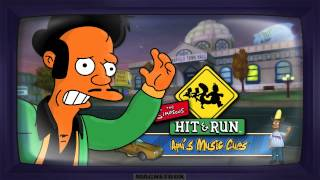 The Simpsons Hit & Run Soundtrack - Apu's Music Cues