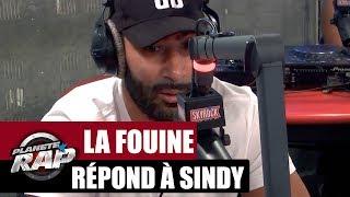 La Fouine répond à Sindy de la Team BS #PlanèteRap