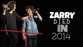 zarry died in 2014