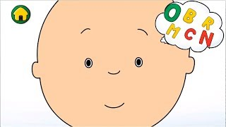 ➡ Caillou: LEARN WITH CAILLOU GAMEPLAY | Apps for kids HD gameplay | Apps for children