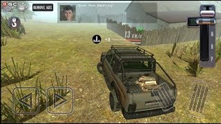 4x4 Truck Simulator Off Road 4 - Monster Truck Simulation Games - Android gameplay FHD #2