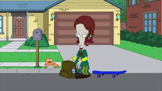 American Dad Roger - MGMT Electric Feel
