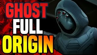 Ant-Man And The Wasp: Origin Of Ghost ( Ghost Vs Iron Man )
