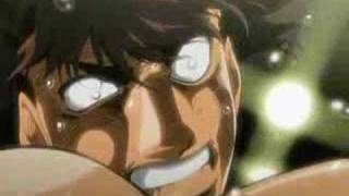 Hajime No Ippo - Ippo vs Sendo's last match