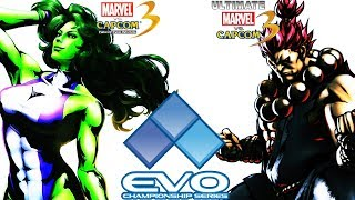 BEST MVC3 AND UMVC3 EVO MOMENTS (2011 - 2016)