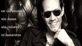 La India y Marc Anthony -Vivir Lo Nuestro (letra)