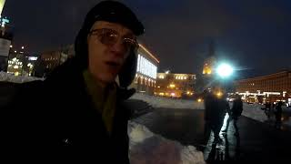 Horror of History at Maidan, or Independence Square, Kyiv, Ukraine (ENGLISH)