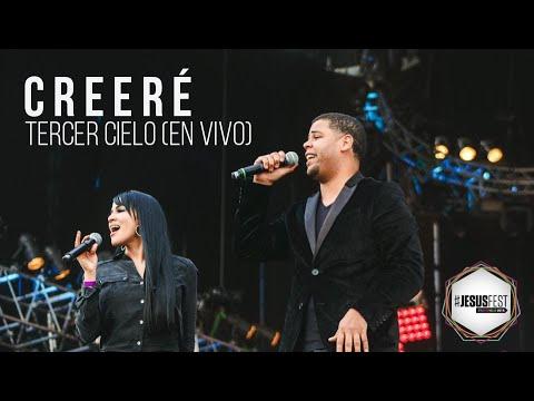 Tercer Cielo LIVE l Creere l JesusFest con Ale Gomez l