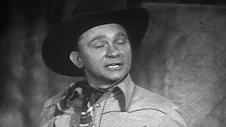 Tex Ritter - One Misty, Moisty Morning