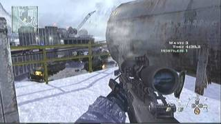 Call of Duty: Modern Warfare 2 - Special Ops: Sniper Fi