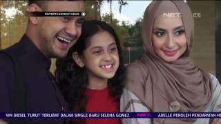 Putri Semata Wayang Ramzi Mulai Perlihatkan Bakat Jadi Model