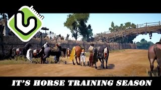 Black Desert Online - [LeveL] Guild Horse Training season