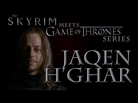 Skyrim Game of Thrones Build Series - Jaqen H'ghar