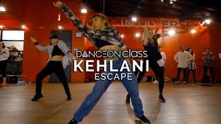 Kehlani - Escape   Jasmine Rafael Choreography   DanceOn Class