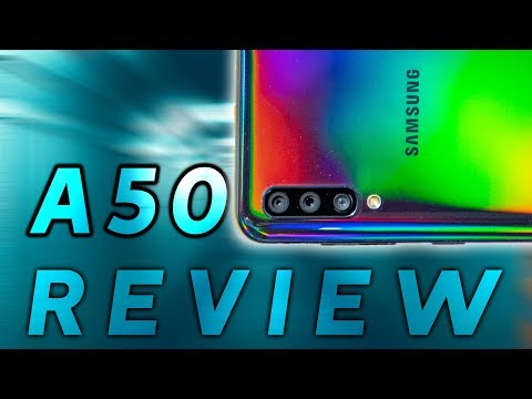 Samsung Galaxy A50 Review After 2 Weeks