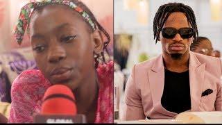 EXCLUSIVE: MTOTO wa Masogange Afungukia Kipaji Chake / Amtaja Diamond