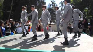 Neverland - Monster Ukiss dance cover