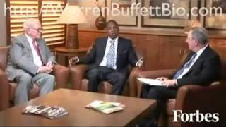 Warren Buffett with Jay Z 2 from 5 (Warren Buffett)