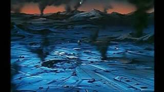 Zentraedi Bombardment